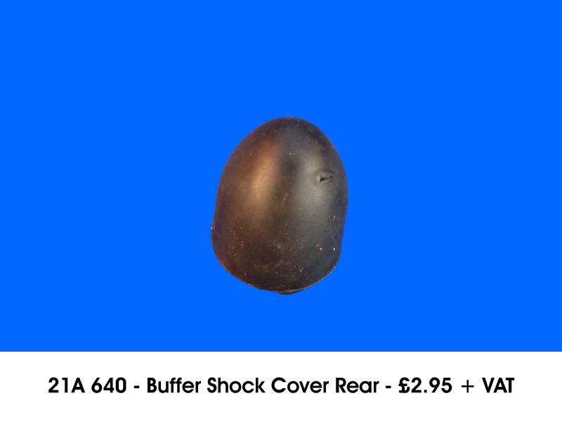 21A 640 - BUFFER SHOCK COVER REAR