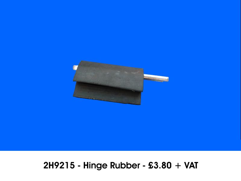 2H9215 - HINGE RUBBER