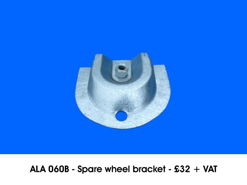 ALA 060B - SPARE WHEEL BRACKET