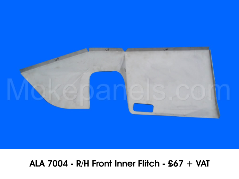ALA 7004 - R/H FRONT INNER FLITCH