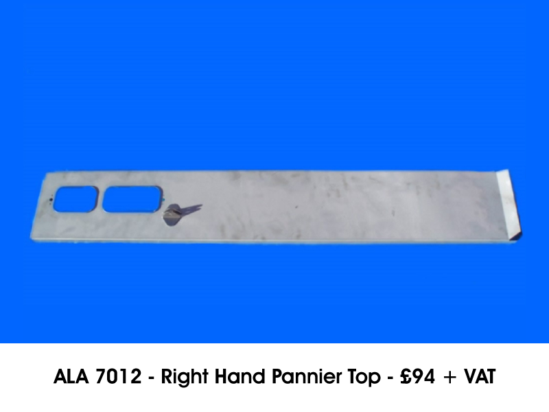 ALA 7012 - RIGHT HAND PANNIER TOP