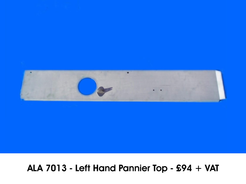 ALA 7013 - LEFT HAND PANNIER TOP