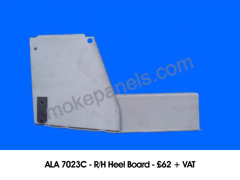 ALA 7023C - R/H HEEL BOARD