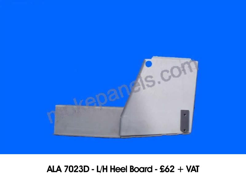 ALA 7023D - L/H HEEL BOARD