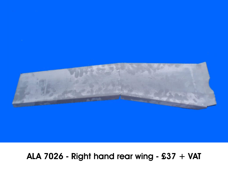 ALA 7026 - RIGHT HAND REAR WING