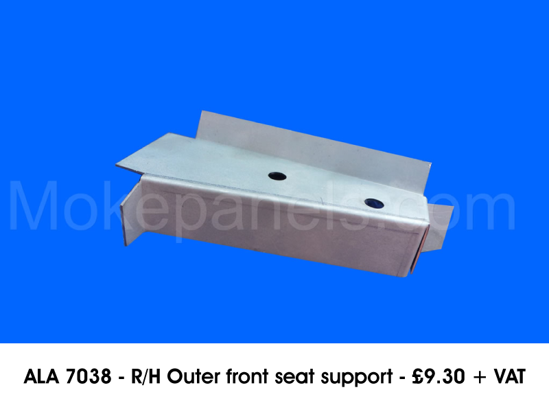 ALA 7038 - R/H OUTER FRONT SEAT SUPPORT
