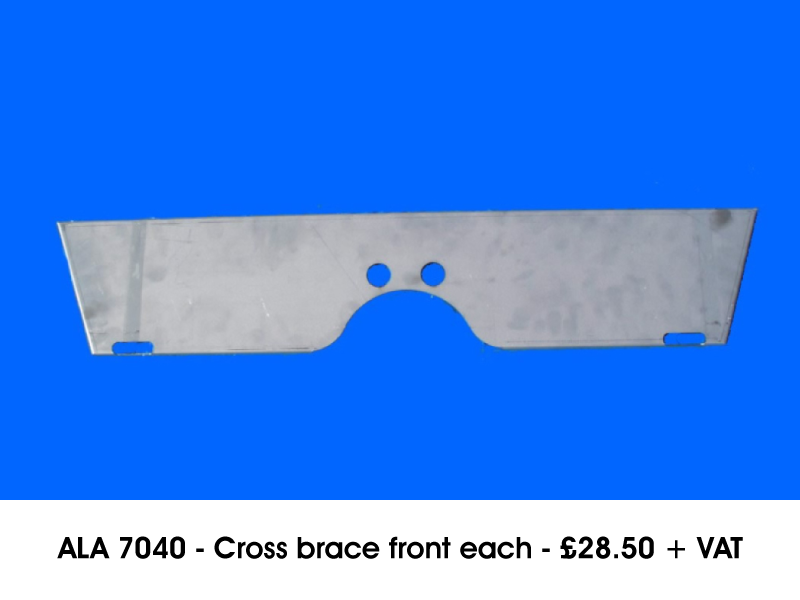 ALA 7040 - CROSS BRACE FRONT EACH