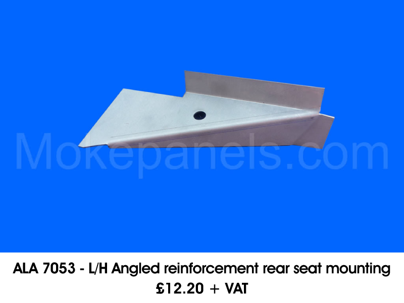 ALA 7053 - L/H ANGLED REINFORCEMENT REAR SEAT MOUNTING