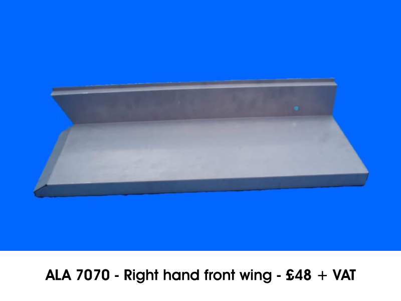 ALA 7070 - RIGHT HAND FRONT WING
