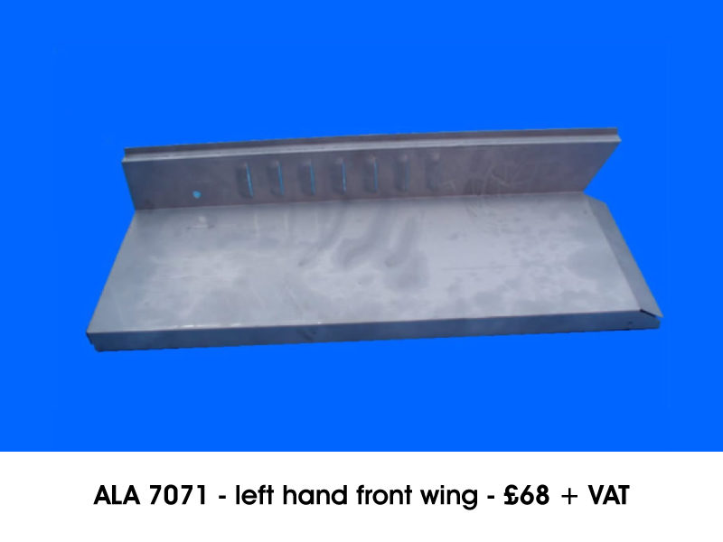 ALA 7071 - LEFT HAND FRONT WING