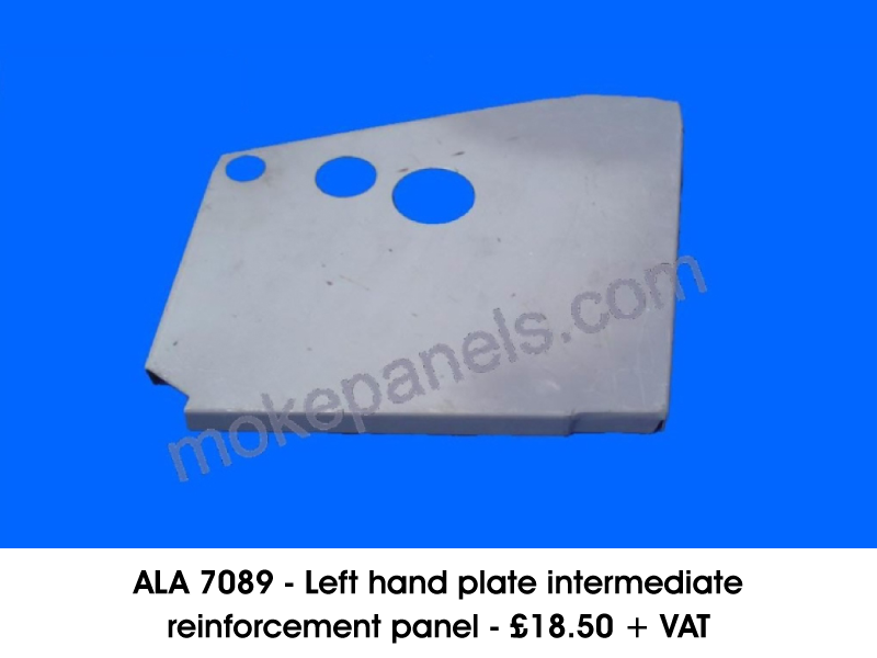 ALA 7089 - LEFT HAND PLATE INTERMEDIATE REINFORCEMENT PANEL