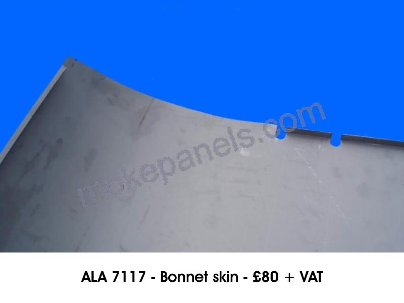 ALA 7117 - BONNET SKIN