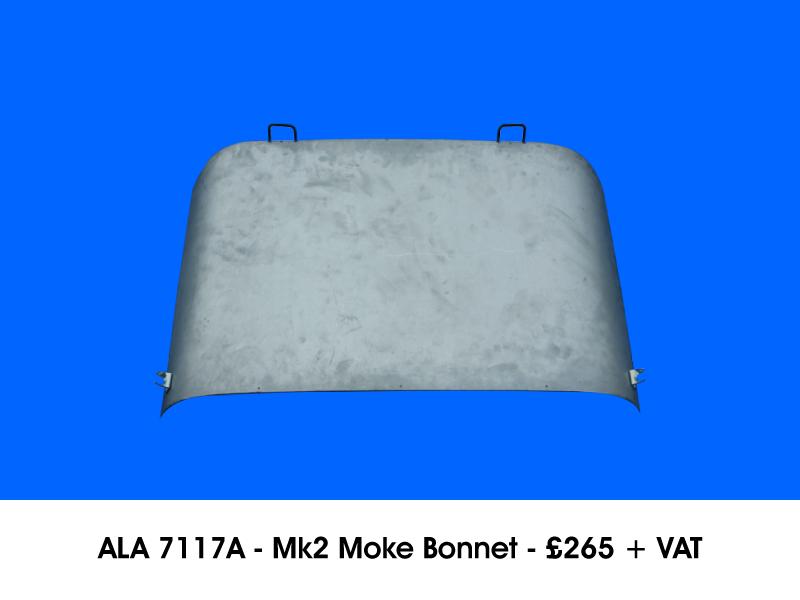 ALA 7117A - MK2 MOKE BONNET