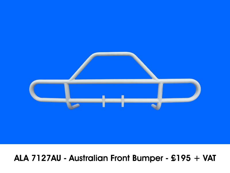 ALA 7127 - AUSTRALIAN FRONT BUMPER