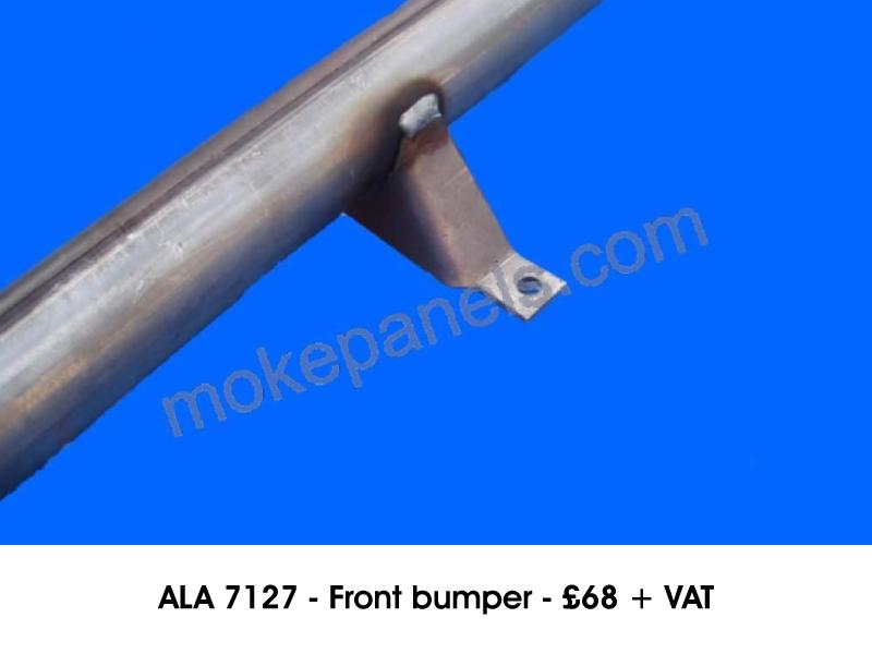 ALA 7127 - FRONT BUMPER