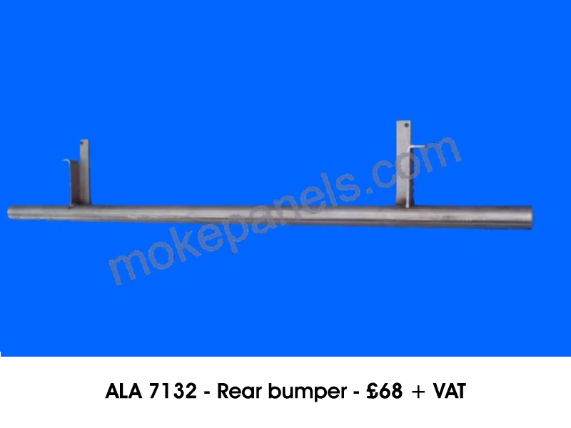 ALA 7132 - REAR BUMPER