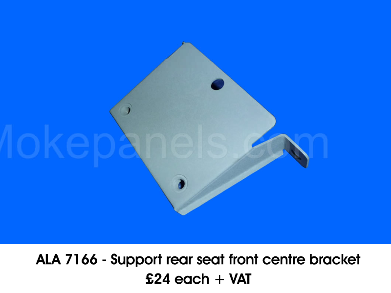 ALA 7166 - SUPPORT REAR SEAT FRONT CENTRE BRACKET