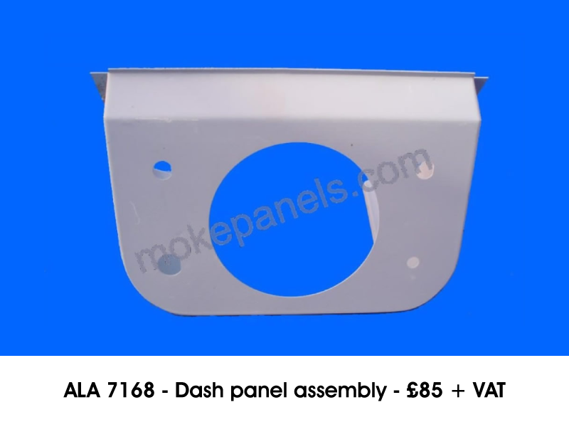 ALA 7168 - DASH PANEL ASSEMBLY