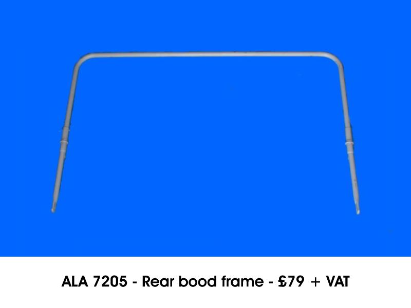ALA 7205 - REAR BOOD FRAME