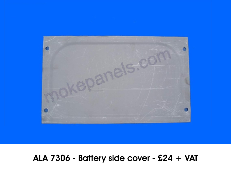 ALA 7306 - BATTERY SIDE COVER