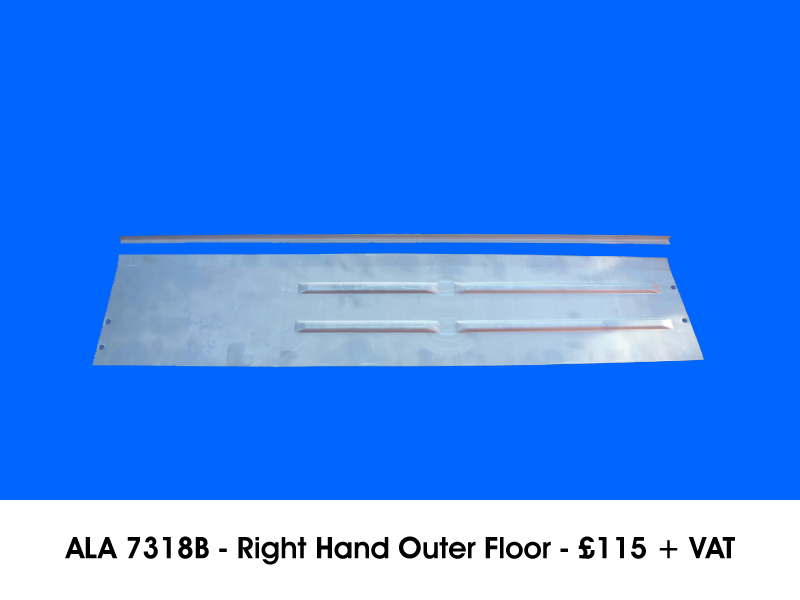 ALA 7318B - RIGHT HAND OUTER FLOOR
