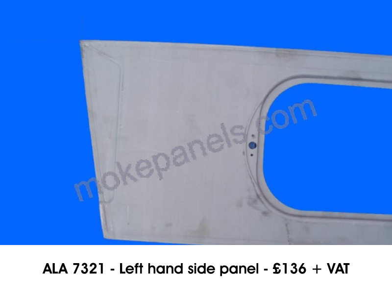 ALA 7321 - LEFT HAND SIDE PANEL 1