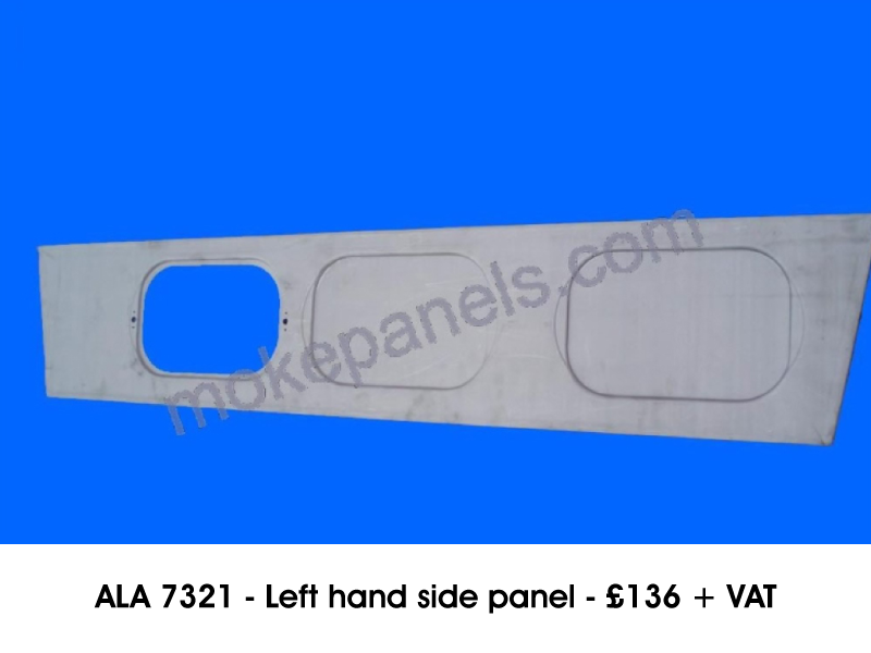 ALA 7321 - LEFT HAND SIDE PANEL