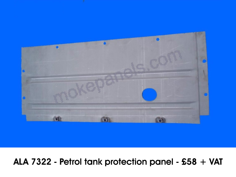 ALA 7322 - PETROL TANK PROTECTION PANEL