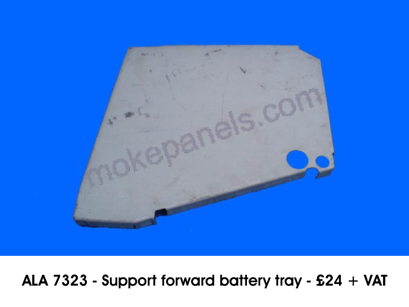 ALA 7323 - SUPPORT FORWARD BATTERY TRAY