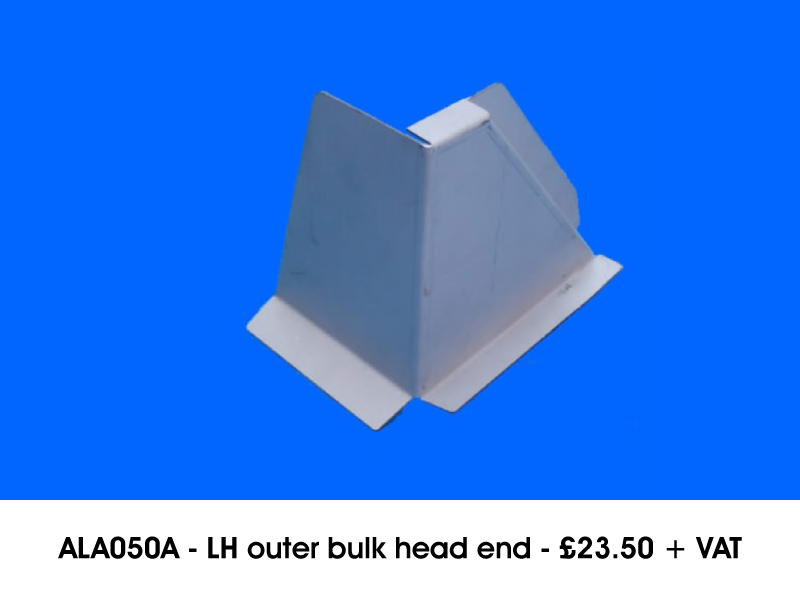 ALA050A - L/H OUTER BULK HEAD END