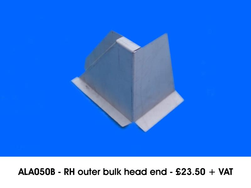 ALA050B - RH OUTER BULK HEAD END