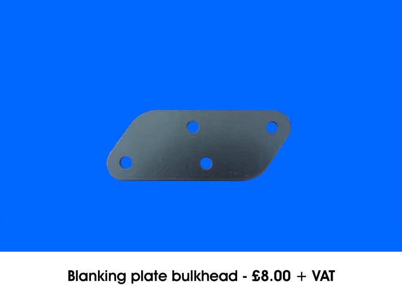 BLANKING PLATE BULKHEAD