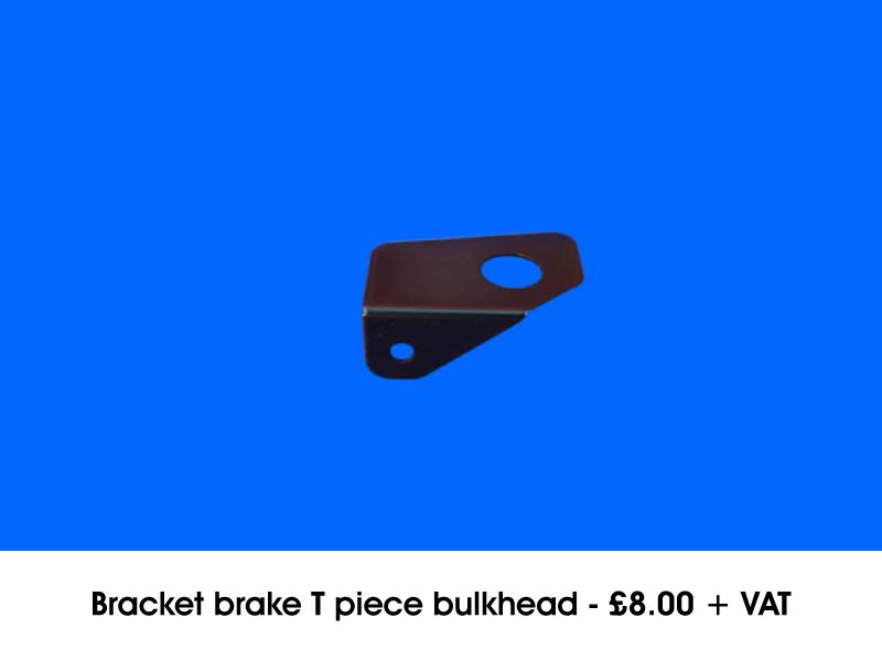 BRACKET BRAKE T PIECE BULKHEAD