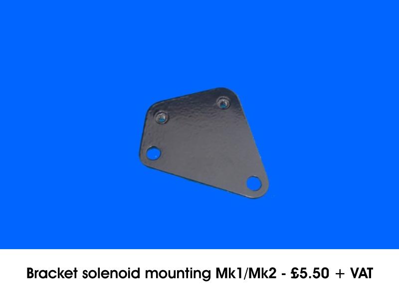 BRACKET SOLENOID MOUNTING MK1/MK2