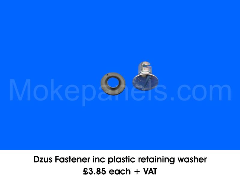 DZUS FASTENER INC PLASTIC RETAINING WASHER