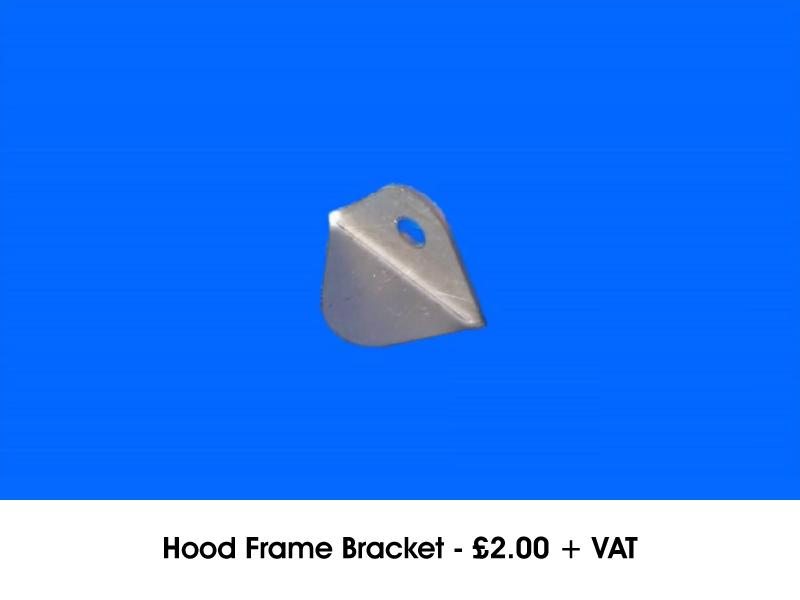 HOOD FRAME BRACKET