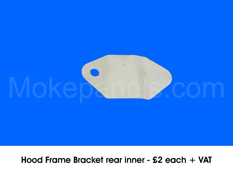 HOOD FRAME BRACKET REAR INNER