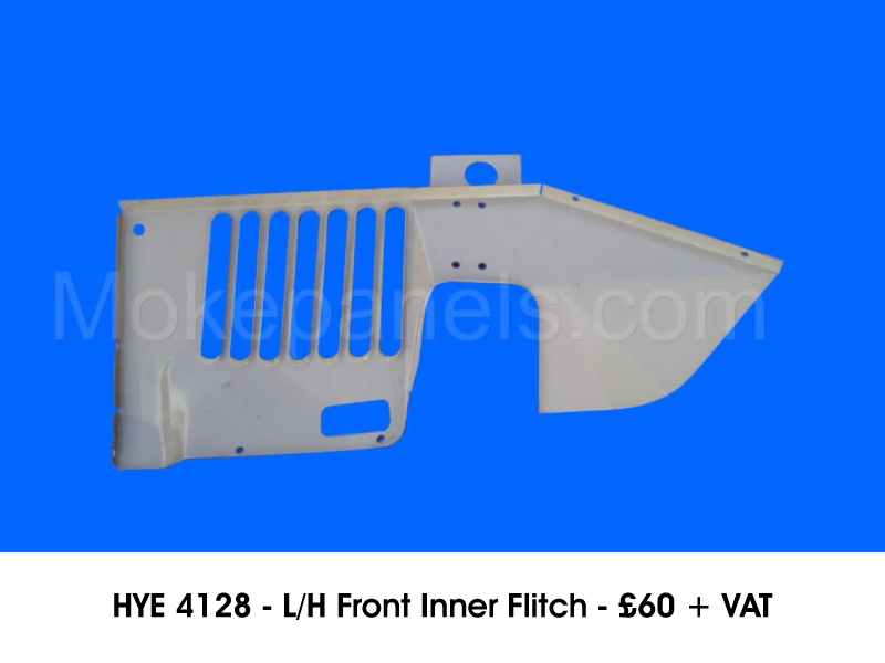 HYE 4128 - L/H FRONT INNER FLITCH
