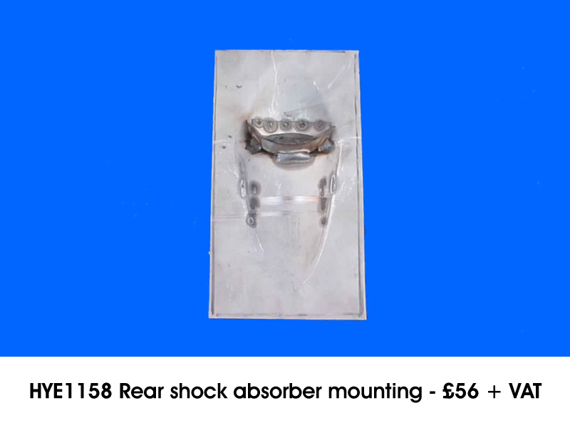 HYE1158 REAR SHOCK ABSORBER MOUNTING