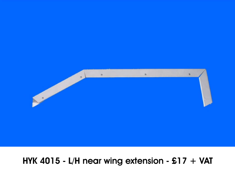 HYK 4015 - L/H NEAR WING EXTENSION