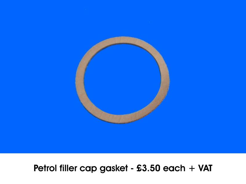 PETROL FILLER CAP GASKET