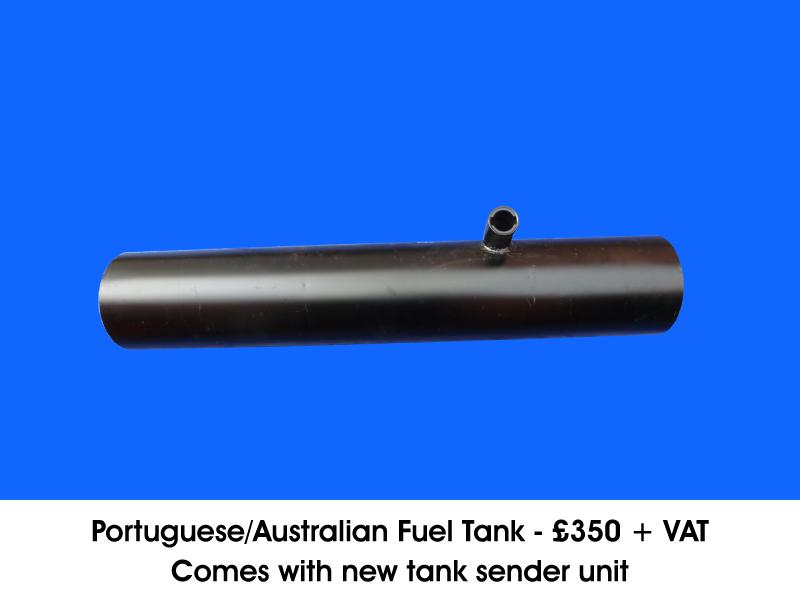 PORTUGUESE/AUSTRALIAN FUEL TANK COMES WITH NEW TANK SENDER UNIT