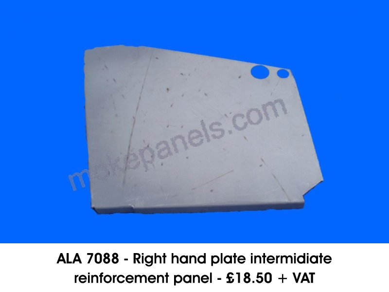 ALA 7088 - RIGHT HAND PLATE INTERMEDIATE REINFORCEMENT PANEL