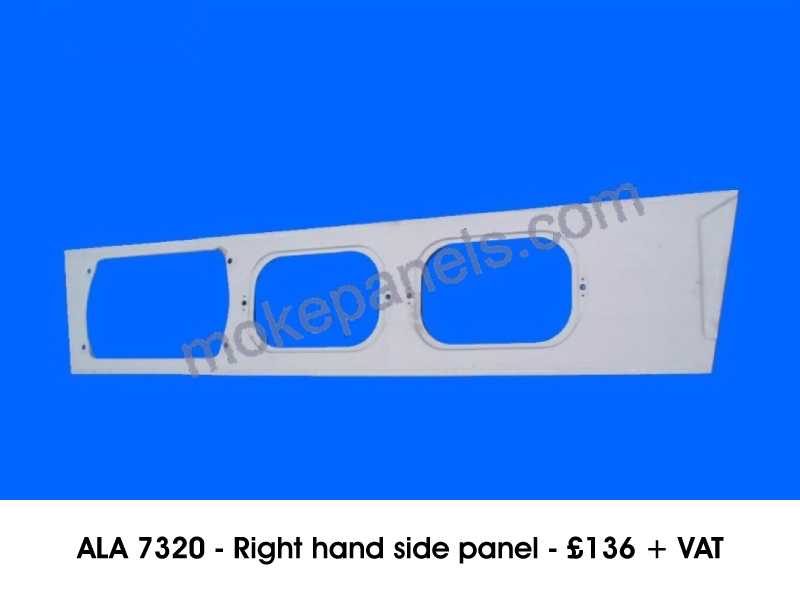 ALA 7320 - RIGHT HAND SIDE PANEL